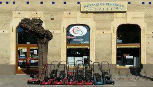 Mezőberény műszaki - kerékpár - iparcikk szaküzlet